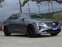 2020_Cadillac_CT4_Luxury_  TX
