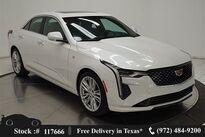 Cadillac CT4 Premium Luxury CAM,SUNROOF,CLMT STS,PARK ASST,18IN 2020