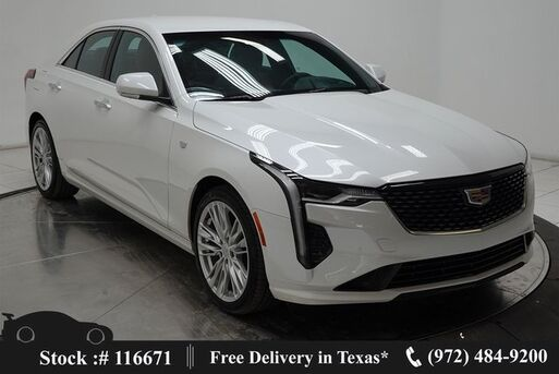 2020_Cadillac_CT4_Premium Luxury NAV,CAM,CLMT STS,PARK ASST,18IN WLS_ Plano TX