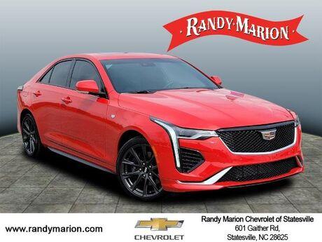 2020 Cadillac CT4 Sport  NC