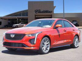 2020_Cadillac_CT4_V-Series_ Phoenix AZ