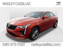 2020_Cadillac_CT4_V-Series_ Northern VA DC