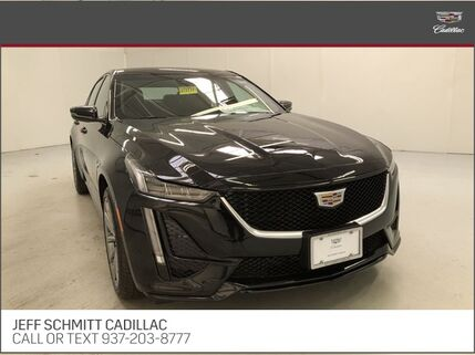 2020_Cadillac_CT5_Sport_ Dayton area OH