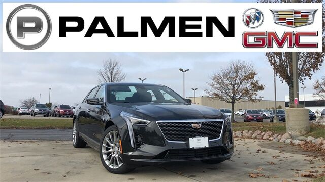 2020 Cadillac CT6 3.6L Luxury Kenosha WI