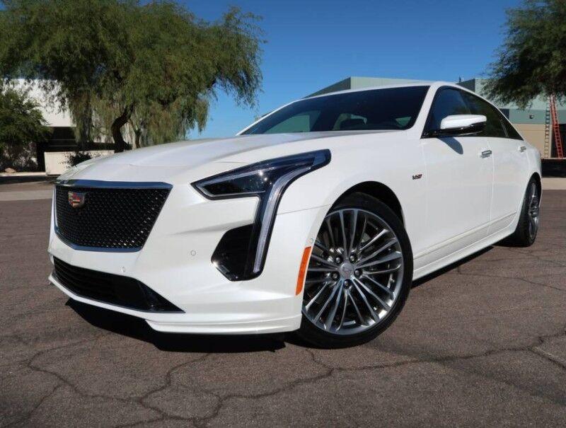 2020 Cadillac CT6-V  Scottsdale AZ