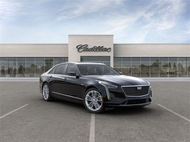 2020 Cadillac CT6-V Blackwing Twin