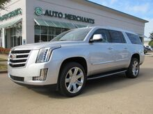 2020_Cadillac_Escalade_ESV 2WD**Apple Car Play,Bird's Eye View Monitor, Blind Spot Monitor, Bluetooth Connection_ Plano TX