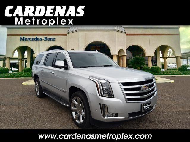 2020 Cadillac Escalade ESV Luxury Brownsville TX