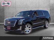 2020_Cadillac_Escalade ESV_Luxury_ Roseville CA