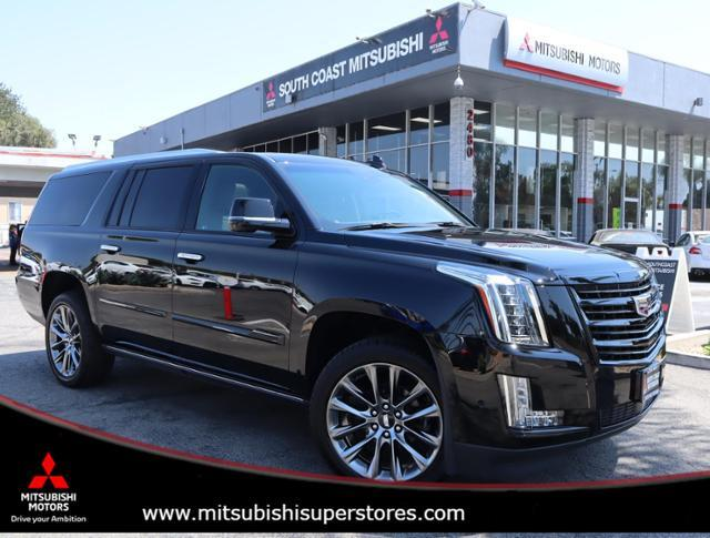 2020 Cadillac Escalade ESV Platinum Costa Mesa CA