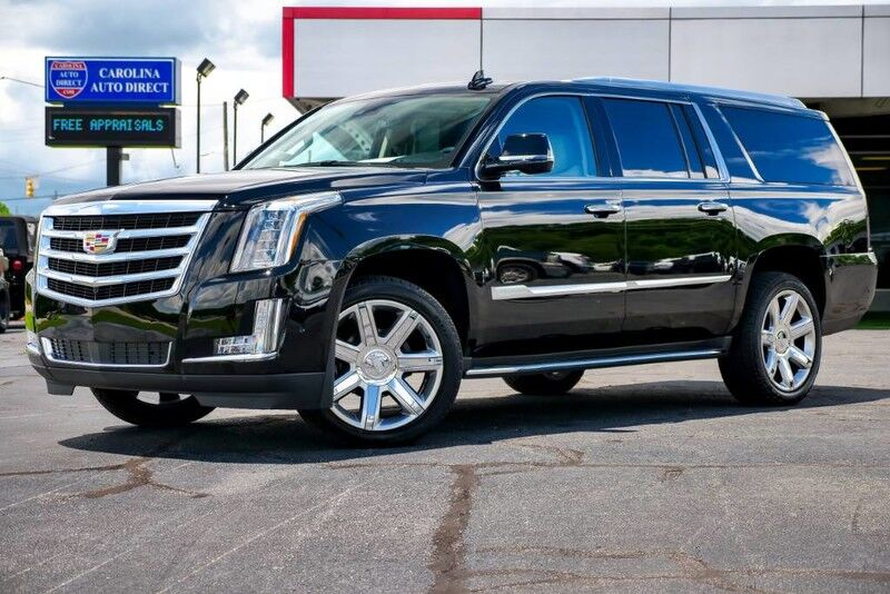 2020 Cadillac Escalade ESV Premium Luxury **3rd ROW** w/ Rear Entertainment Mooresville NC
