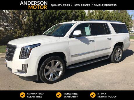 2020 Cadillac Escalade ESV Premium Luxury 4WD Salt Lake City UT