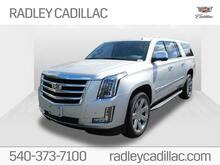 2020_Cadillac_Escalade ESV_Premium Luxury_ Northern VA DC