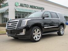 2020_Cadillac_Escalade_Luxury 2WD*WIFI HOTSPOT,AUTOMATIC PARKING,NAVIGATION,LANE KEEPING ASSIST,PREMIUM SOUND SYSTEM_ Plano TX