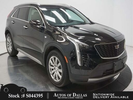 2020_Cadillac_XT4_Premium Luxury CAM,PANO,PARK ASST,BLIND SPOT_ Plano TX