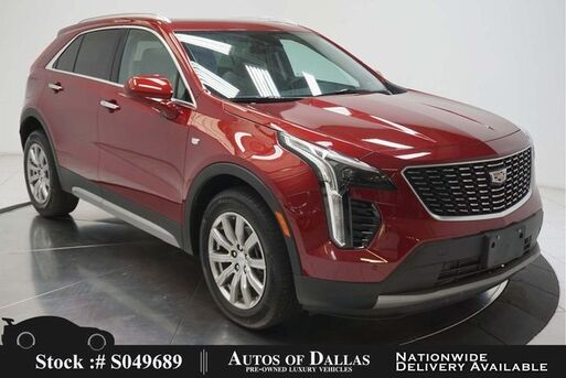 2020_Cadillac_XT4_Premium Luxury NAV,CAM,PANO,BLIND SPOT,HEADS UP_ Plano TX