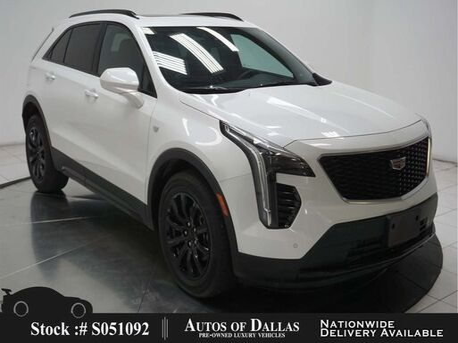 2020_Cadillac_XT4_Sport NAV,CAM,PANO,PARK ASST,BLIND SPOT,18IN WLS_ Plano TX