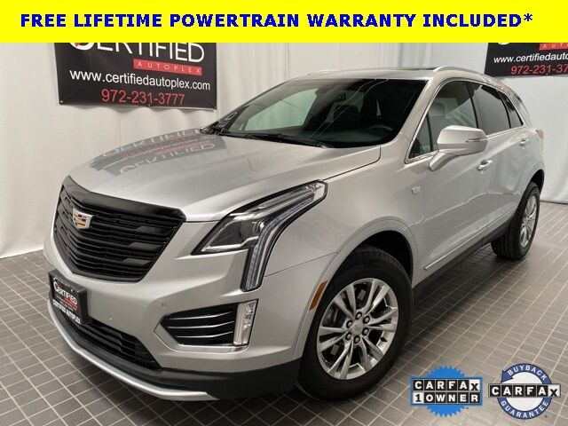 2020 Cadillac XT5 PREMIUM LUXURY PANORAMIC ROOF BLIND SPOT ASSIST Dallas TX