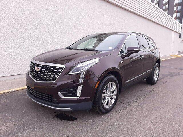 2020 Cadillac XT5 Premium Luxury Calgary AB