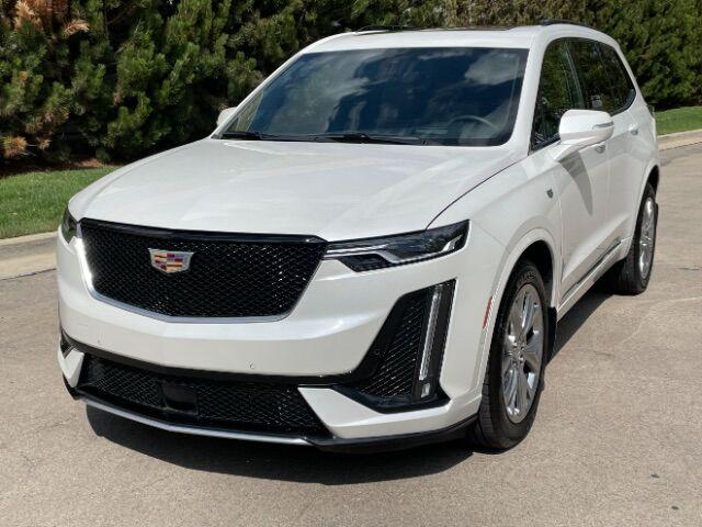 2020 Cadillac XT6 Sport Salt Lake City UT