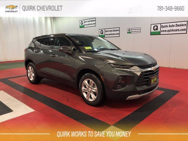 New Chevrolet Blazer Quincy Ma