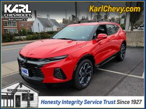 2020_Chevrolet_Blazer_RS_ New Canaan CT