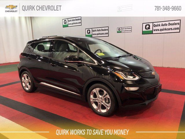 2020 Chevrolet Bolt EV LT Braintree MA
