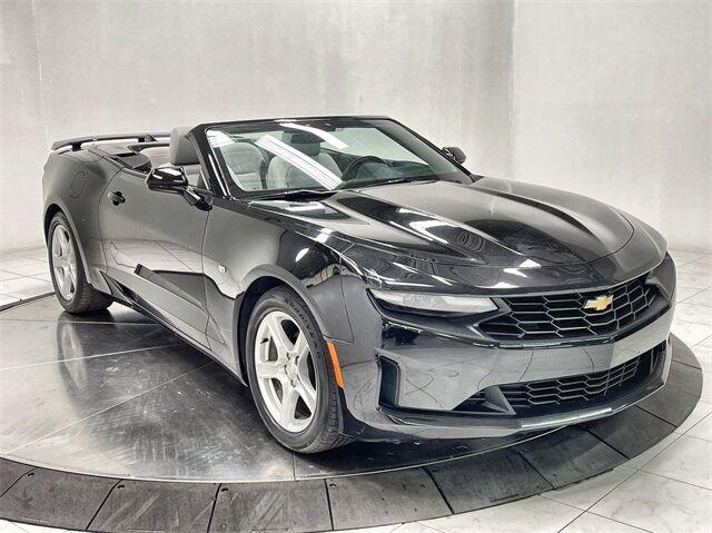 2020 Chevrolet Camaro 1LT Convertible CAM,KEY-GO,18IN WLS,SPOILER Plano TX