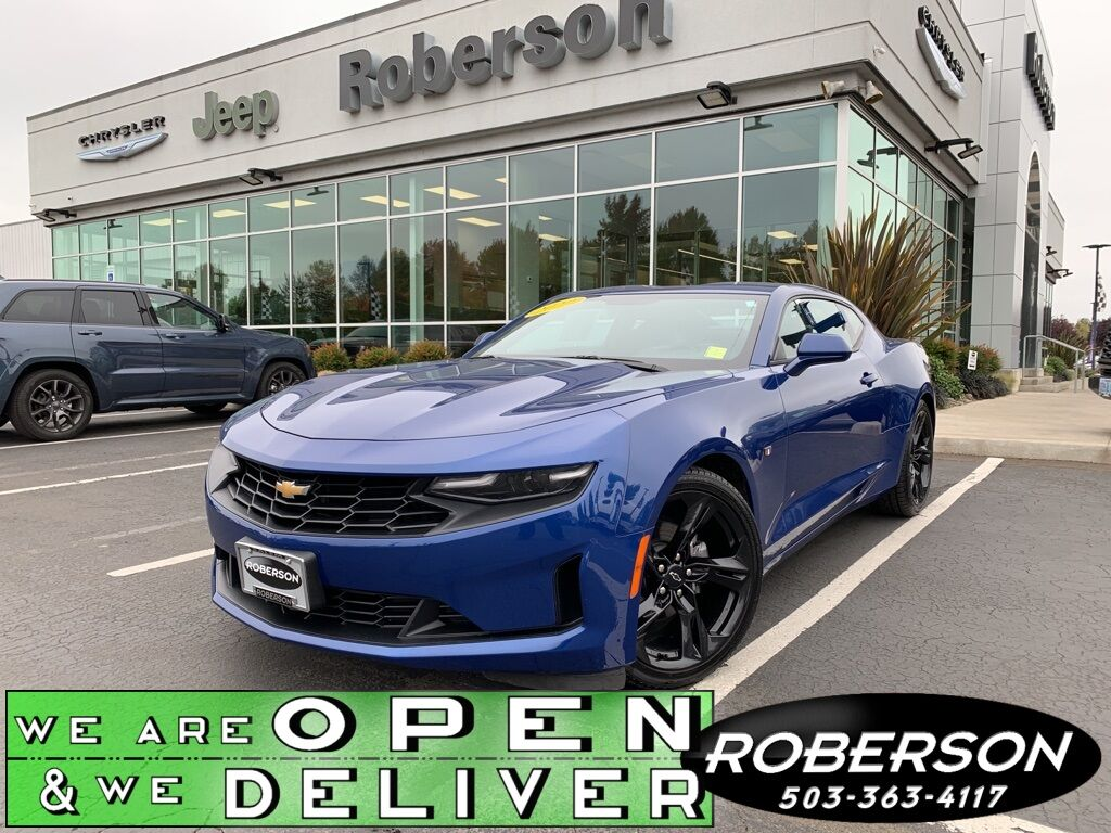 2020 Chevrolet Camaro 1LT Salem OR