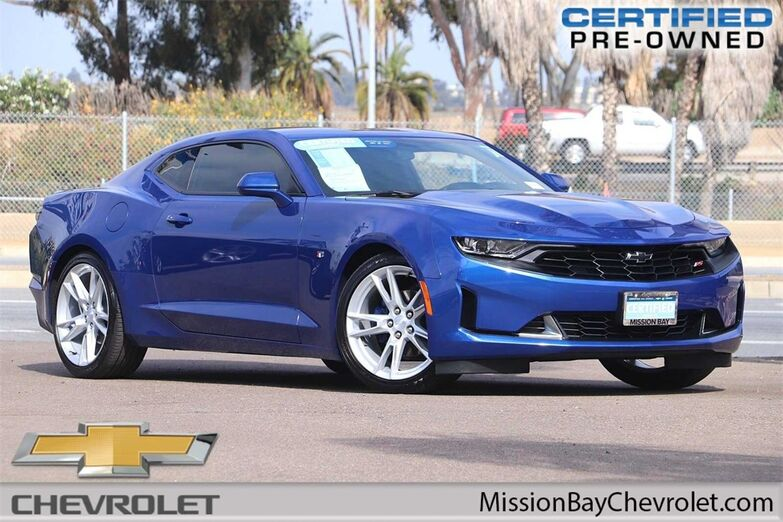 2020 Chevrolet Camaro 1LT San Diego CA