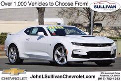 2020_Chevrolet_Camaro_1SS_ Roseville CA