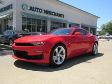 2020_Chevrolet_Camaro_2SS Coupe,Back-Up Camera, Blind Spot Monitor, Bluetooth Connection, Climate Control_ Plano TX