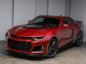 2020_Chevrolet_Camaro_ZL1_ Akron OH