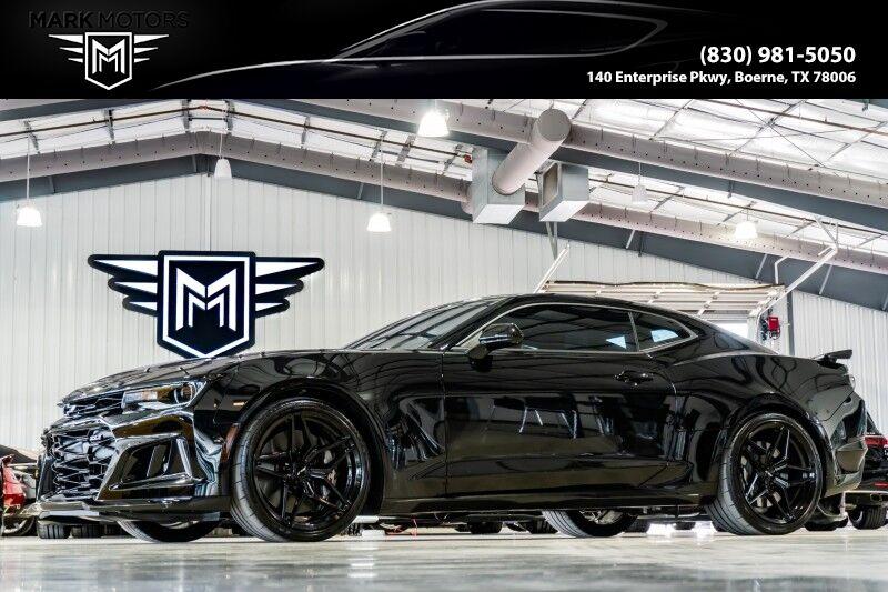 2020_Chevrolet_Camaro_ZL1_ Boerne TX