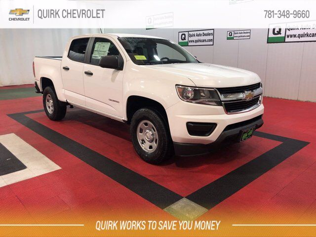 New Chevrolet Colorado Quincy Ma