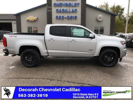 2020 Chevrolet Colorado 4WD LT Decorah IA