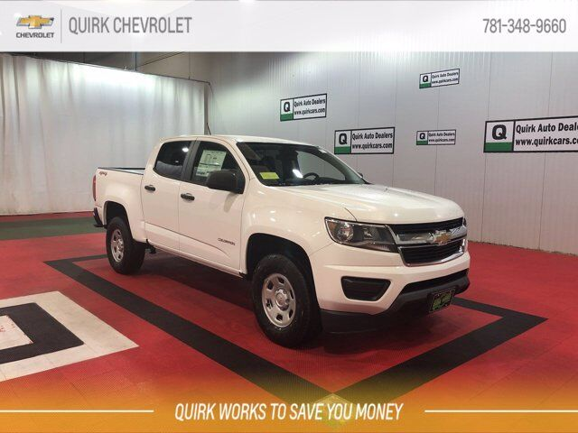 2020 Chevrolet Colorado 4WD Work Truck Braintree MA