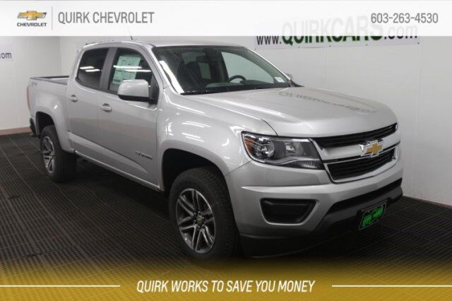 2020 Chevrolet Colorado 4WD Work Truck Manchester NH