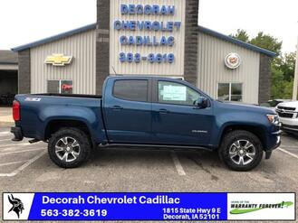 Chevrolet Colorado 4WD Z71 2020