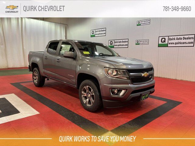 2020 Chevrolet Colorado 4WD Z71 Braintree MA