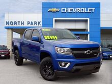 2020 Chevrolet Colorado 4WD Z71 San Antonio TX