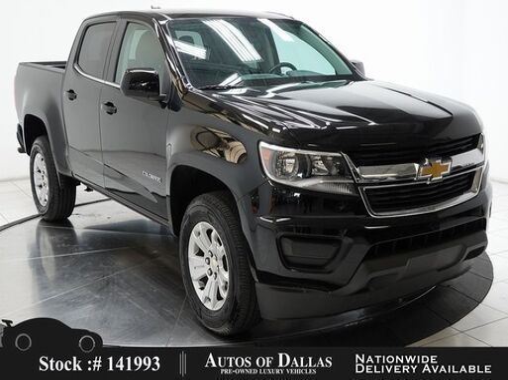 2020_Chevrolet_Colorado_LT BACK-UP CAMERA,17IN WHLS_ Plano TX