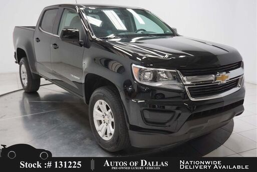 2020_Chevrolet_Colorado_LT BACK-UP CAMERA,17IN WHLS,BTOOTH_ Plano TX