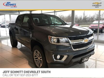 2020_Chevrolet_Colorado_LT_ Dayton area OH