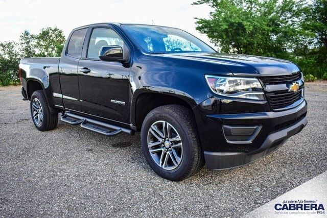 2020 Chevrolet Colorado Work Truck Arecibo PR