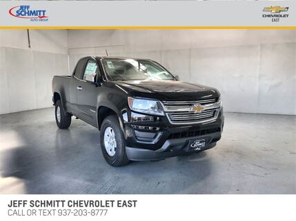 2020_Chevrolet_Colorado_Work Truck_ Dayton area OH