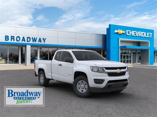 2020 Chevrolet Colorado Work Truck Green Bay WI