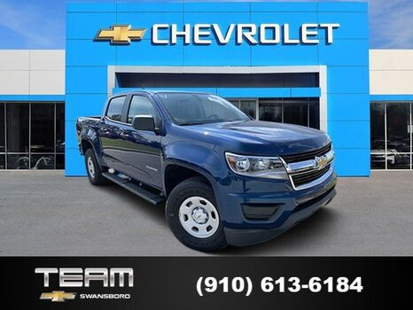 2020_Chevrolet_Colorado_Work Truck_ Salisbury NC