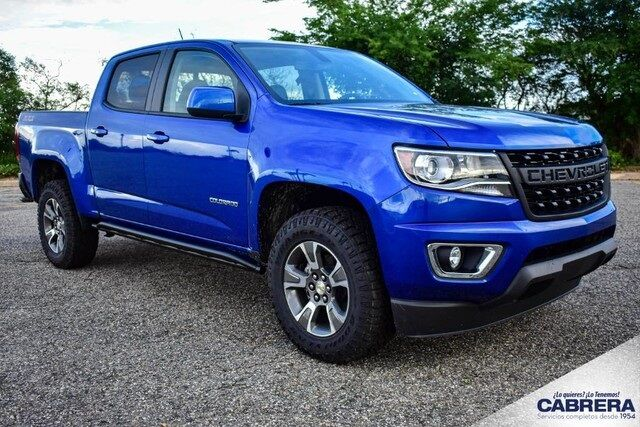 2020 Chevrolet Colorado Z71 Arecibo PR