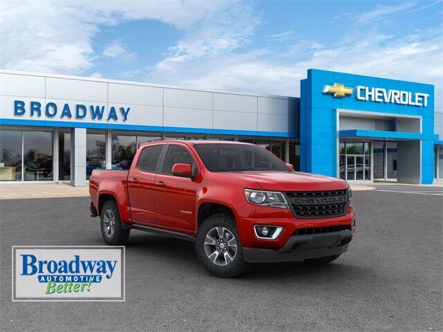 2020 Chevrolet Colorado Z71 Green Bay WI